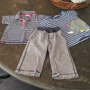 12-18 months Boden and tea clothes